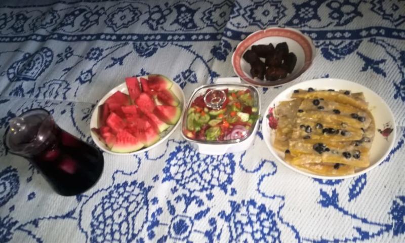 Cenare a casa a stonetown otnetowe