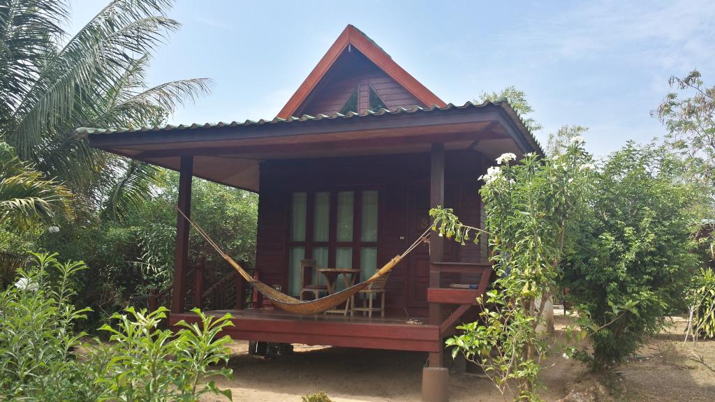 Il bungalow del big easy di koh mak