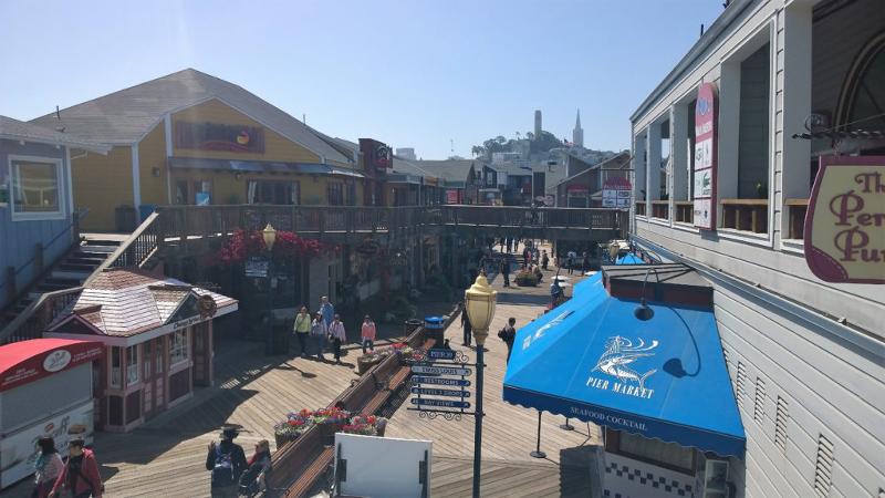 Il Pier 39 Fisherman' s Wharf