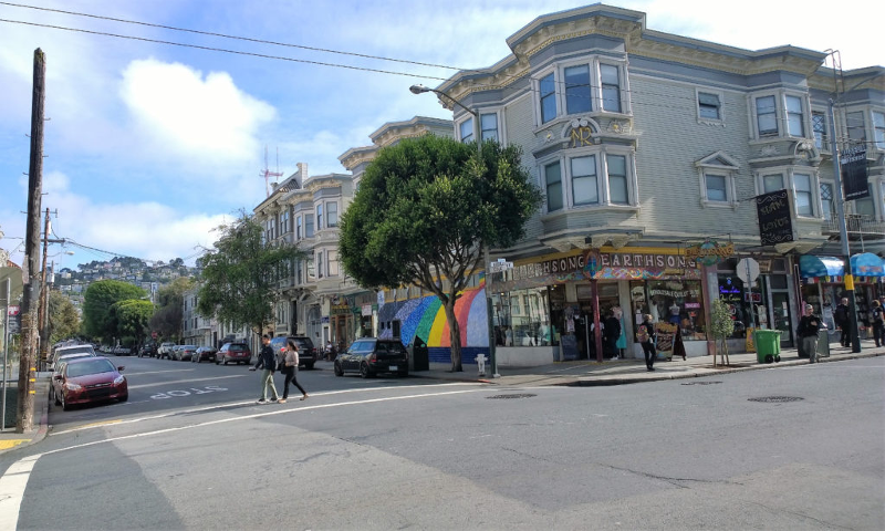 Quartiere Castro di San Francisco