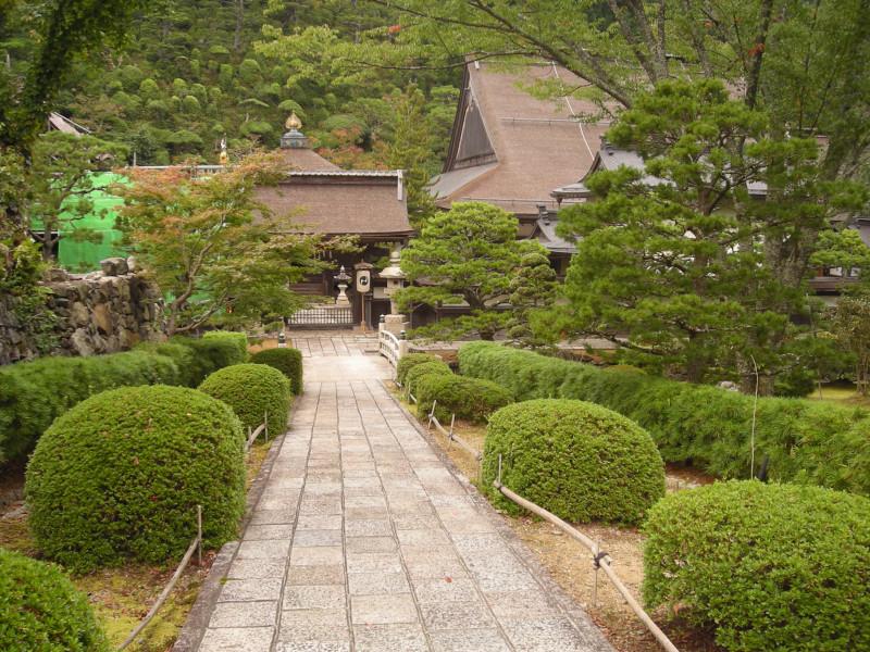Monte Koya :Dormire in un tempio buddista