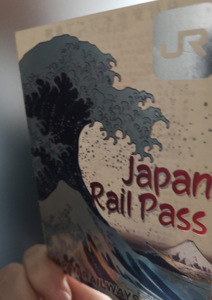 abbonamento per treni in giappone ml'abbonamento japan rail passr
