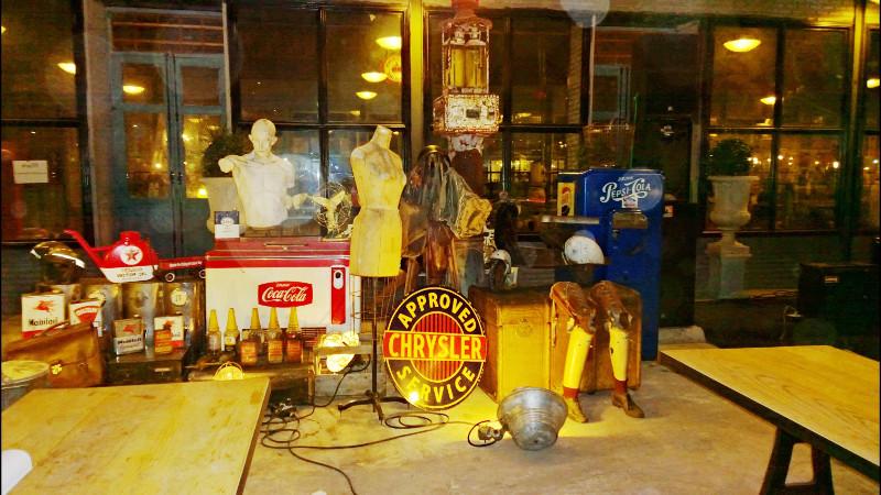 Ratchada il mercato vintage di Bangkok