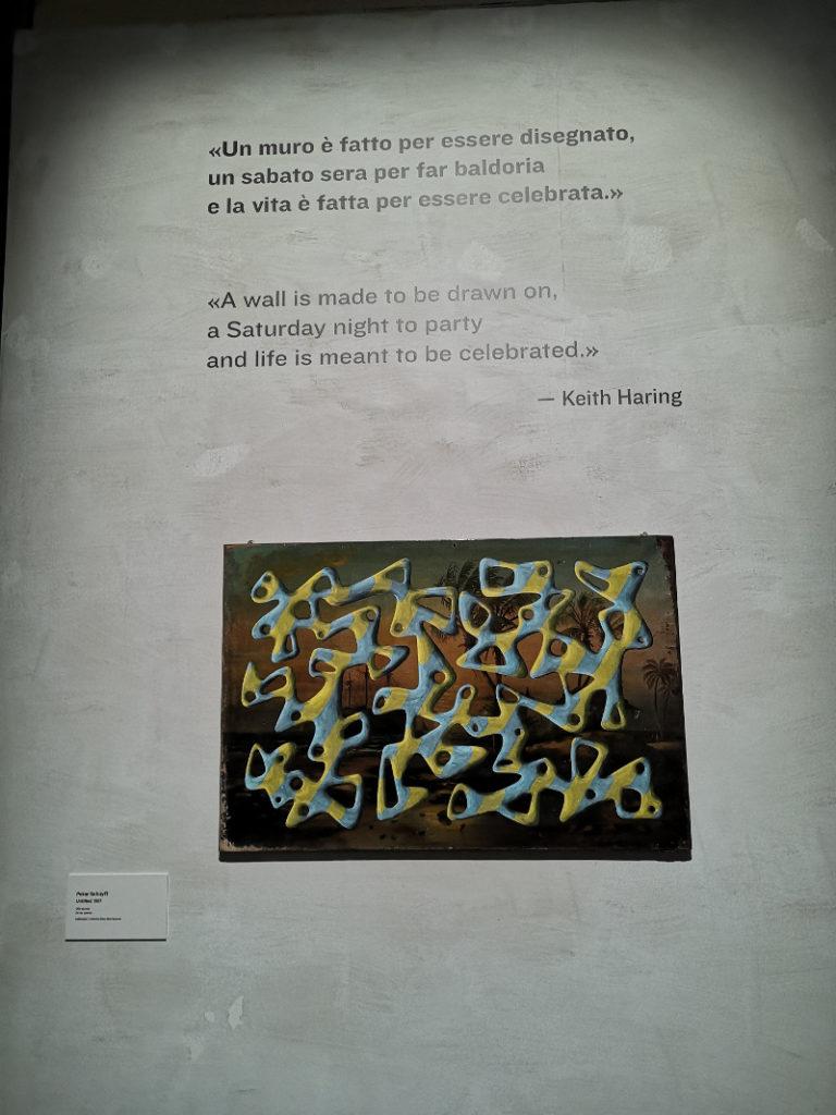Quadro Keith Haring