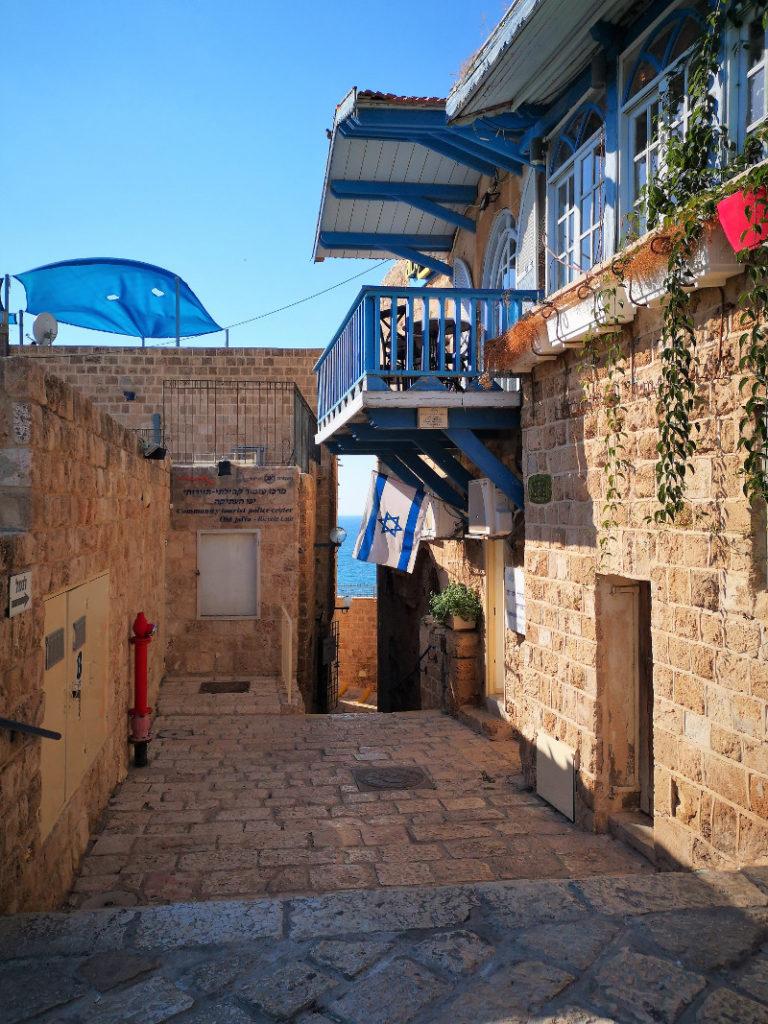 Old Yafo-Tel Aviv