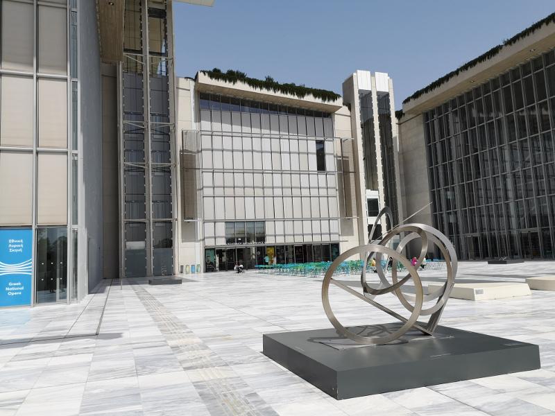 L'Agorà dello Stavros Foundation Center
