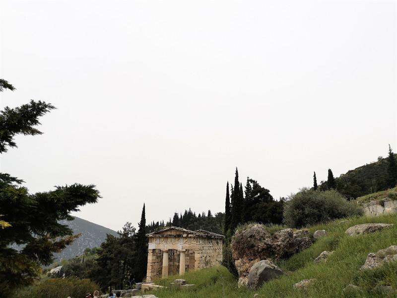 Tesoro degli Ateniesi