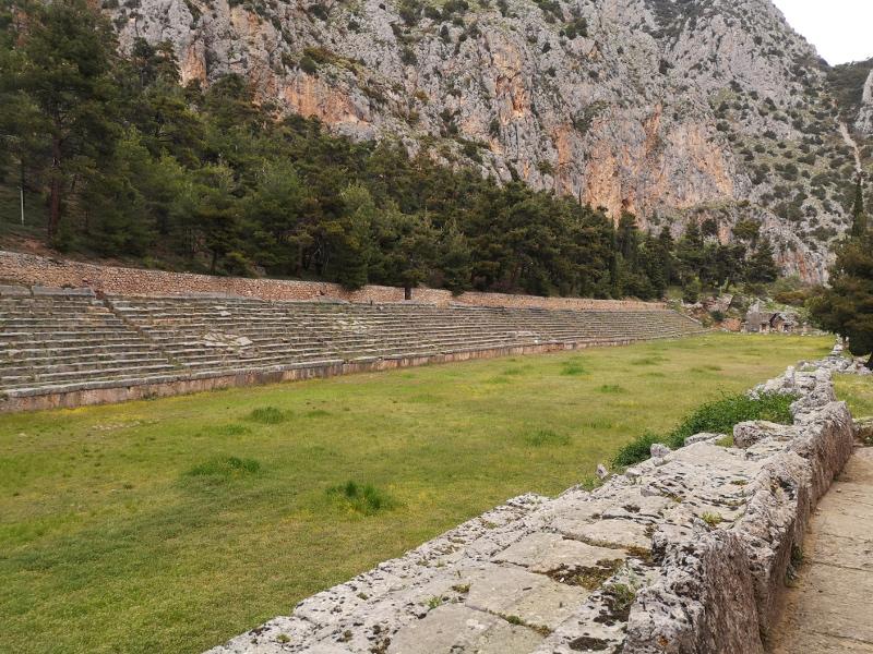 Stadio del Teatro archeologico