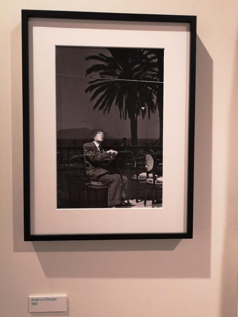 Borges a Villa Igea