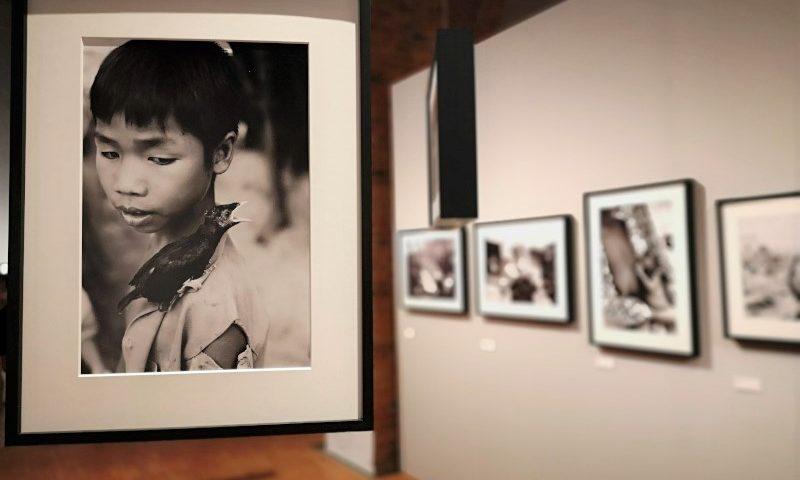Francesco Scianna fotografo mostra alla Gam di Palermo