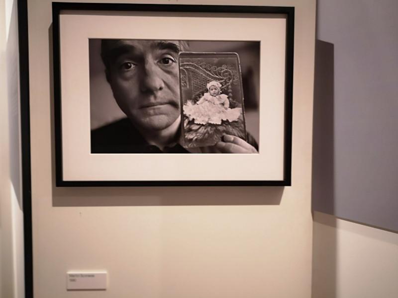 Martin Scorsese foto di Francesco Scianna