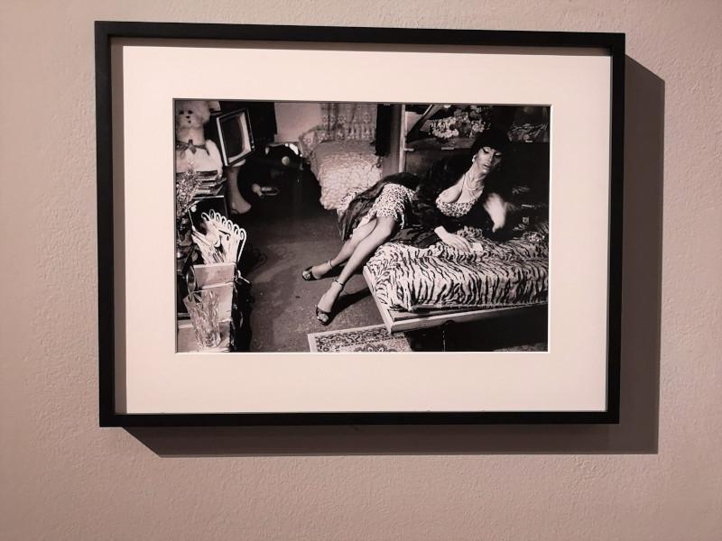 Parigi foto di Scianna nella sezione viaggi della mostra di Palermo