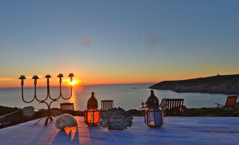 tramonto al Resort Poecylia