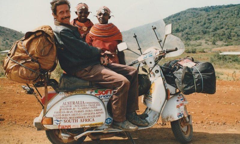 in viaggio con Giorgio Bettinelli esploratore moderno 2.0