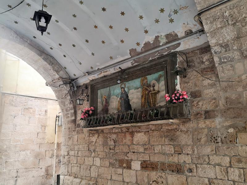 Scorcio nella Bari vecchia