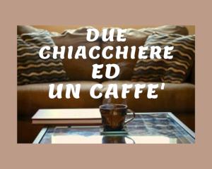 Due  chiacchiere ed un caffè