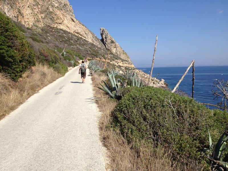 Sentiero di Trekking di Levanzo