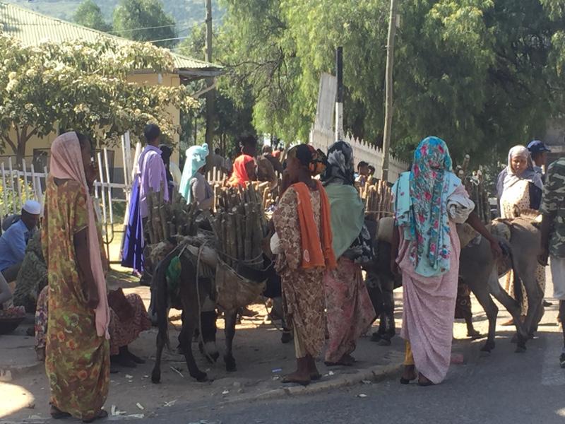 Donne etiope