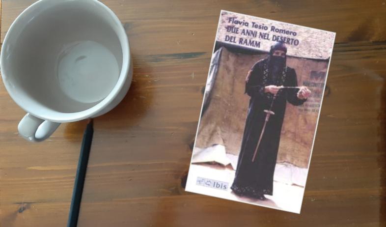 Libro:due anni nel deserto del Wadi Rumm