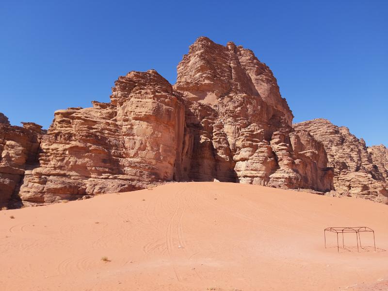Le dune del Wadi RUm