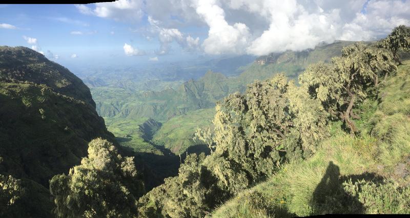 I monti Simien in Etiopia