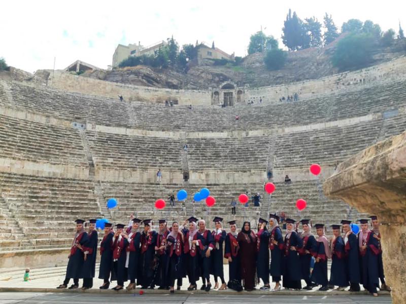 Teatro Romano Amman