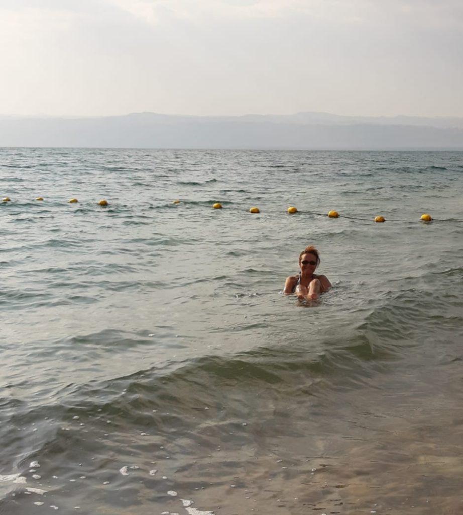 Deb al Mar morto