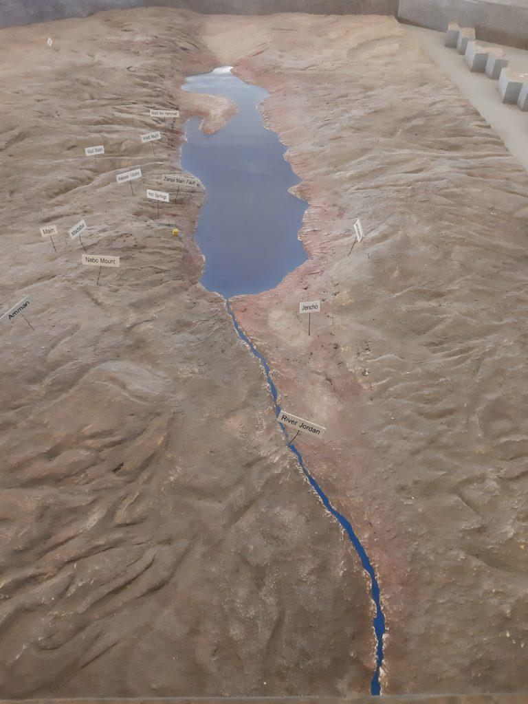 La riproduzione del Mar Morto