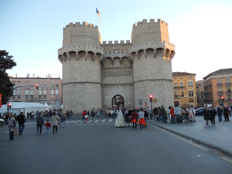 La Torres Serranos