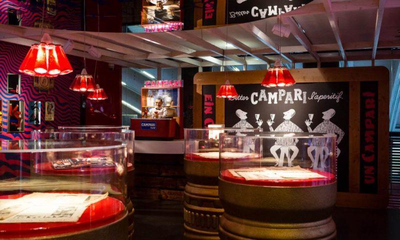 Sala Galleria Campari
