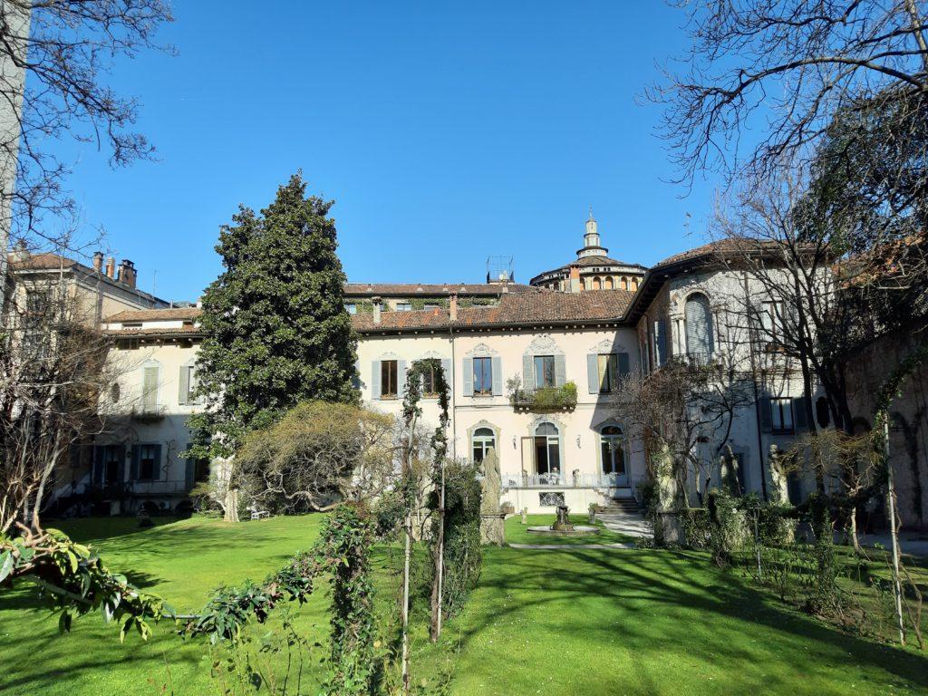 Il giardino di Casa Atellani