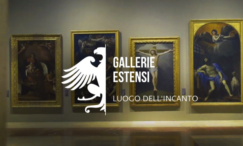 visitare virtualmente la Galleria Estensi