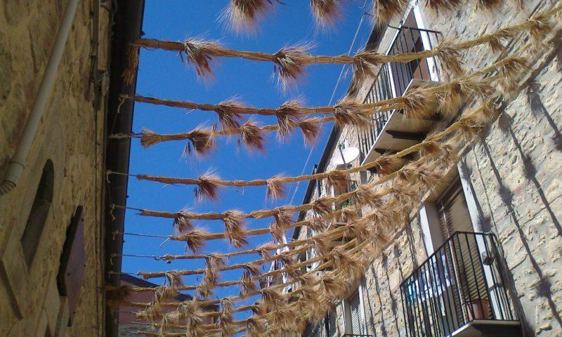La Sagra della Spiga e la Festa Burgisi di Ganci