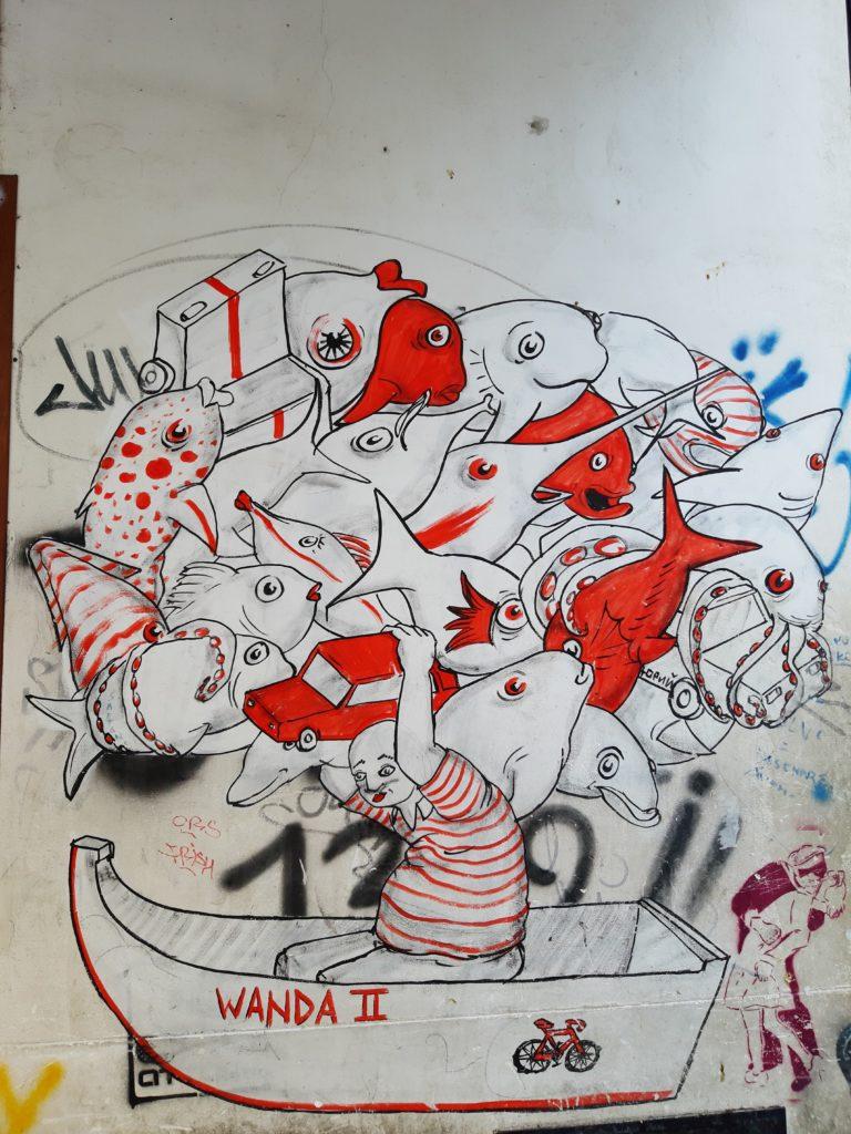 Murales di Piazza Caracciolo