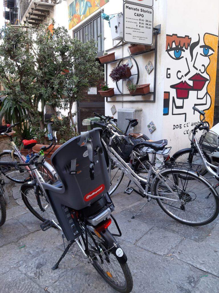 Esperienze per conoscere Palermo: tour in bici