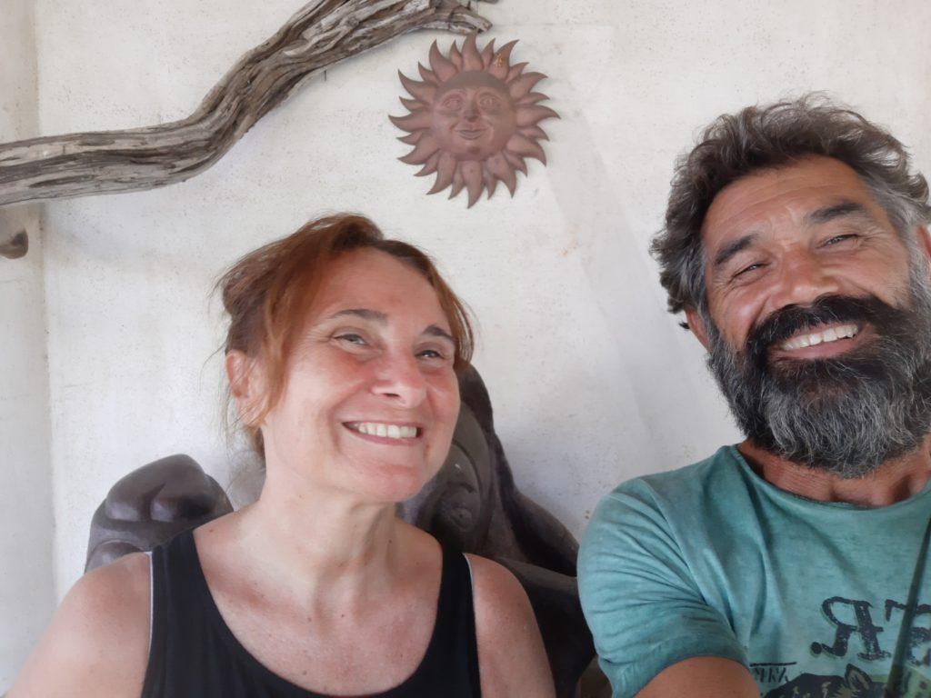 Esperienza a Stromboli, incontro con Salvatore Russo