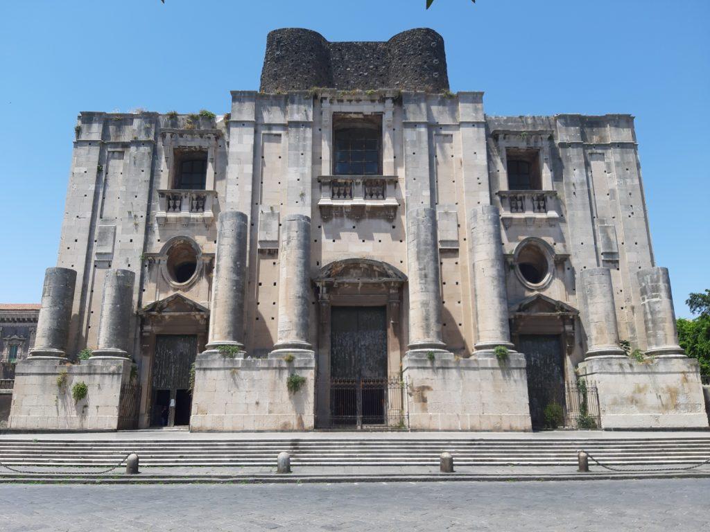 Chiesa di San NIcolo l'Arena