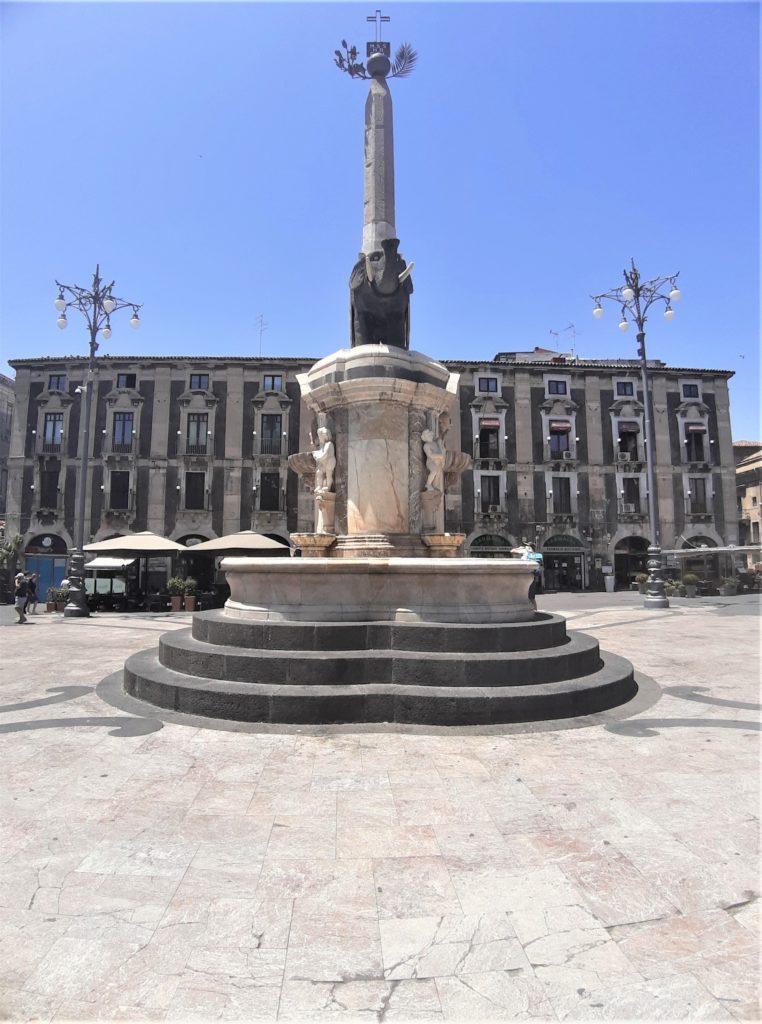 Fontana Elefante di Catania