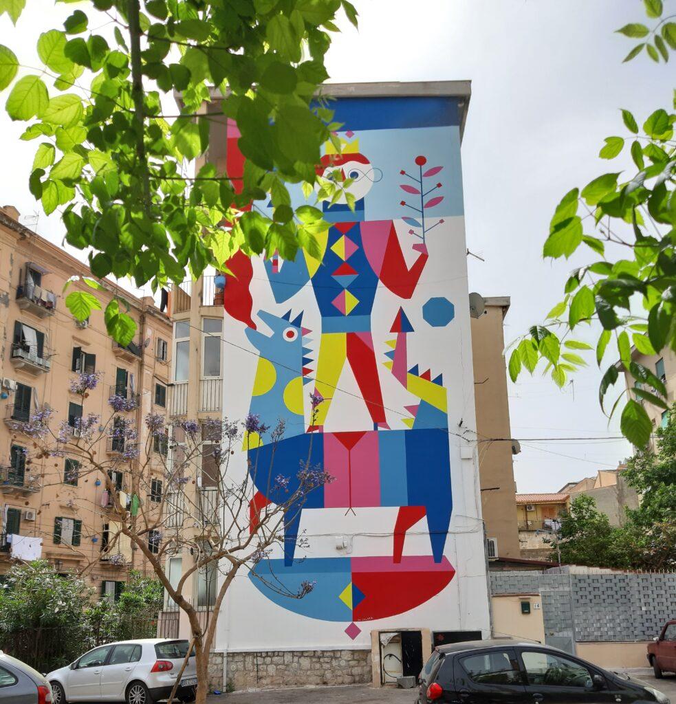 Kalsa: street art a Palermoermo-kals