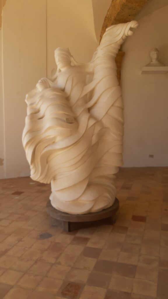 La Gipsoteca del Museo Guttuso di Bagheria