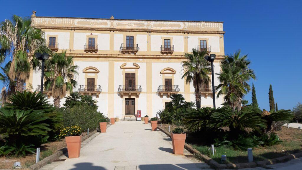 Villa Cattolica a Bagheria sede del Museo Guttuso